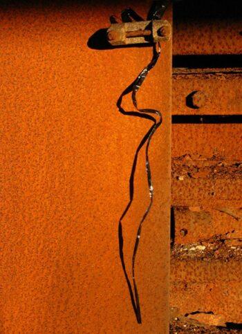 rusty tape
